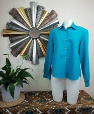 Katies Vintage Business Long Sleeve Shirt Size 14