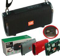 Tragbarer Portabler Bluetooth Lautsprecher Soundbox Soundstation Musikbox (2)