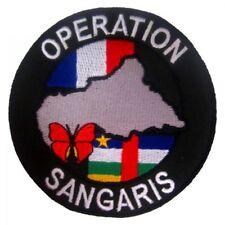 Patch / Ecusson - Opération Sangaris (2ème version)