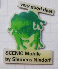 SCENIC MOBILE / SIEMENS / NIXDORF / FROSCH  .................Computer Pin (130g)