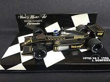 Minichamps - Johnny Dumfries - Lotus - 98T - 1986 - Rare