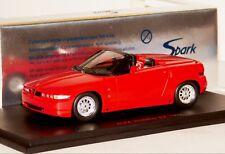 ALFA ROMEO RZ RED 1992 SPARK S0609 1/43