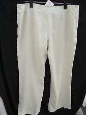 BNWT Womens Sz 18 Smart Apple Undercoverwear Stunning Long Dressy Pants RRP $59