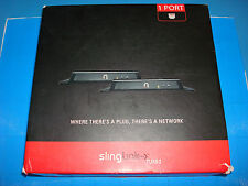 2x SlingLink Turbo 1-Port Ethernet Connection Bridge - SL 150-100