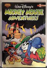 Walt Disney's Mickey Mouse Adventures #3 NM Gemstone Digest TPB Free UK P&P