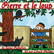 CD Pierre et le loup / Gérard Philipe