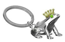 Rana llavero plata oro Frog colgante irokese keychain mtm-sh-58