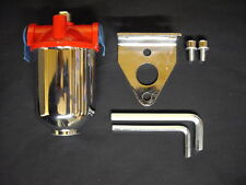 HIGH PERFORMANCE FUEL FILTERS RED LARGE