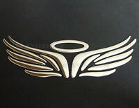 Self Adhesive Chrome Effect Angel Halo Badge for MG TF MGF ZR ZS ZT-T 25 45 BRM