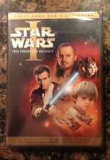 Star Wars Episode I: The Phantom Menace(DVD,2001,2-Disc)NEW Authentic US release