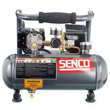 Senco Electric Air Compressor 1 Gal. 1/2 Hp Lightduty Tank Gauge Portable Corded