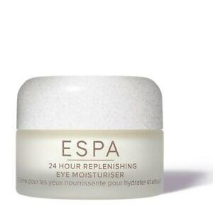 ESPA 24 Hour Replenishing Eye Moisturiser NEW! RRP $105 Smooth Refresh Nourish