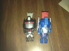 Hasbro Transformers Alt-Modes Big Head One Step Nemesis Prime and Ultra Magnus
