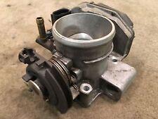1996 Volkswagon VW Jetta Throttle Body/Valve Assembly 37133064F
