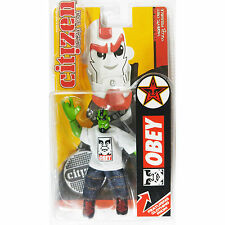 citizen urban icon Obey Clothed Action Figure New Toys Crew