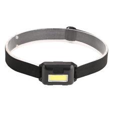 500LM Ultra Mini Headlight CREE R3 +2 LED Flashlight Headlamp Head Torch Lamp.