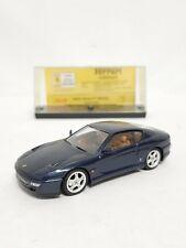 BANG Models Ferrari 456 GT No 8015 Metallic Paint Metal 1/43 w/Case MINT SEE PIC