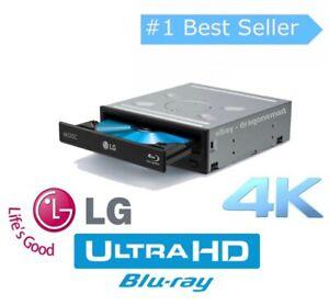 LG WH14NS40 4K ULTRA HD Blu-ray Drive, UHD Friendly!! FW v1.02 [UNLOCKED]