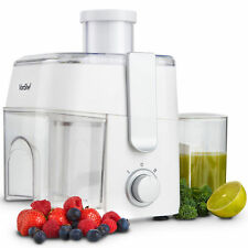 VonShef Juicer 300W Whole Fruit Vegetable Centrifugal Electric Compact