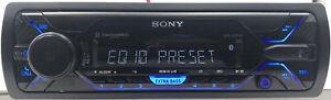 SONY DSX-A415BT FM/AM Digital Media Player BLUETOOTH AUX USB - Fully Tested -