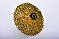 SUNSHINE Gold MTB Cassette Mountain Road Bike Bicycle 11 Speed 11-42T Freewheel