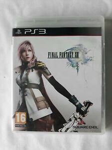 Final Fantasy XIII & final Fantasy XIV a Relationship Reborn Playstation 3 Games