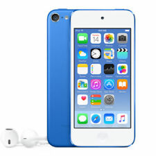 Apple iPod Touch 6th Generation 16GB Blue MKH22LL/A
