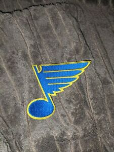 St. Louis Blues Classic Logo Patch (Iron-On)