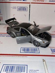 1:18 Motormax 2003 HONDA ACCORD GREY