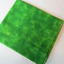 Fat Quarter Quilting Cotton Mottled Green