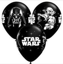 "10 X 12"" Star Wars Darth Vader Storm Trooper Yoda Latex Balloon Party Decoration"