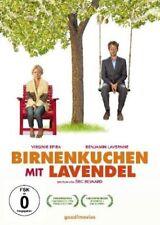 Birnenkuchen mit Lavendel, 1 DVD