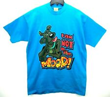 Vintage Scooby-Doo! I'm Not in the Mood! Men's Size 2XL T Shirt RARE