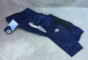 Troy Lee Designs * Youth 24 * GP AIR PANT MONO NAVY * 206487005 * New with Tags