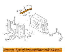 AUDI OEM 16-18 A3 Sportback e-tron Electrical Component-Center Brace 5Q0907113