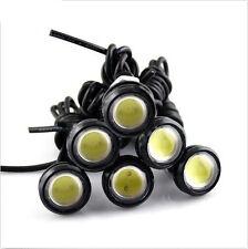 6 X 12V Motor Car 3W LED Eagle Eye White Light Daytime Running DRL Backup Lights