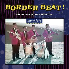 BORDER BEAT! 2 CD '60s instrumentals Norman Petty Studios surf guitar