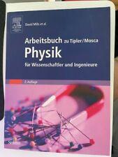 Arbeitsbuch zu Tipler / Mosca Physik für Wissenschaftler und Ingenieure...
