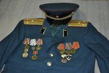 Set Uniform Officer senior lieutenant liaison troops Soviet Russian Army USSR