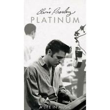 Platinum A Life In Music von Elvis Presley (2017)