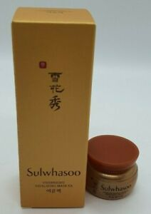 Sulwhasoo Overnight Vitalizing Mask EX 30ml Concentrated Ginseng Renewing Cream