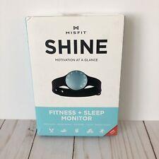 Misfit SHINE - Activity . FITNESS +  SLEEP MONITOR ( Topaz ) . Model  :SHOAZ