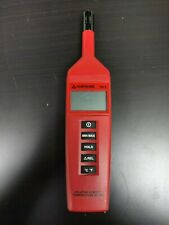 Amprobe TH-3 Relative Humidity Temperature Meter NEW BATTERY