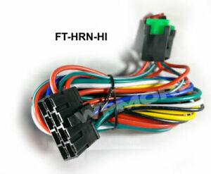 Firstech FT-HRN-HI 8-Pin High Current Power Harness for CMX CM7 CM9 Controller