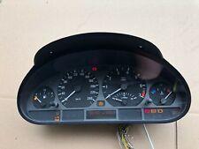 BMW E46 316i 318i 320i 323i 325i 328i M/T Instrument Cluster Speedometer KM