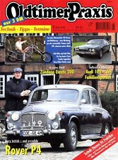 OP9905 + Nachbau Easy-Rider-HARLEY + ZÜNDAPP Elastic + Oldtimer Praxis 5/1999