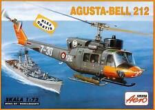 AGUSTA BELL 212 (ASW) MARINA ITALIANA 1/72 AEROPLAST RARITA