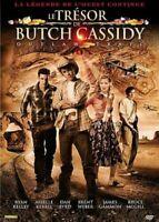 DVD le tresor de butch cassidy