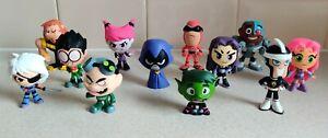 Teen Titans Go Funko Mystery Mini Bundle x13. Blackfire, Ravager, Starfire.....