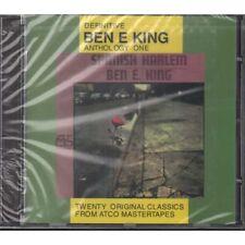Ben E King CD Anthology One Spanish Harlem Nuovo Sigillato 5023224083722